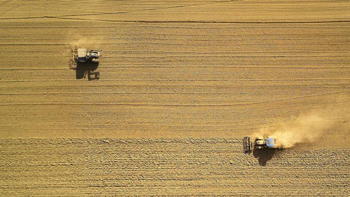 Gasol rankas som bästa bränslet för jordbruk